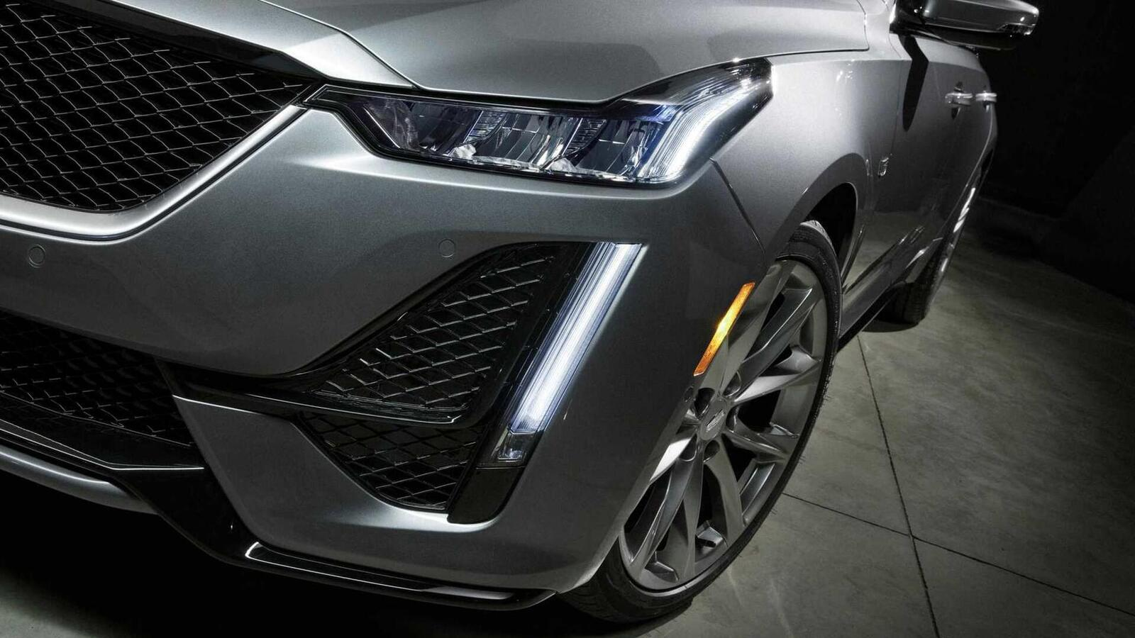 Xem trước sedan Cadillac CT5 hoàn toàn mới trước ngày ra mắt: kẻ thay thế  CTS - Hình 8