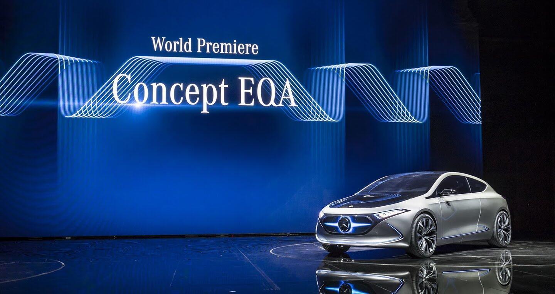 """Xem trước """"xe tương lai"""" của Mercedes-Benz, Audi và BMW - Hình 2"""
