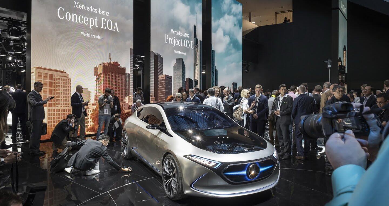 """Xem trước """"xe tương lai"""" của Mercedes-Benz, Audi và BMW - Hình 3"""