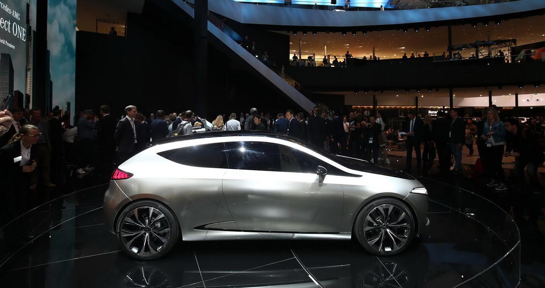 """Xem trước """"xe tương lai"""" của Mercedes-Benz, Audi và BMW - Hình 4"""
