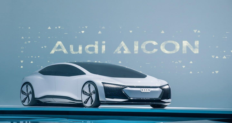 """Xem trước """"xe tương lai"""" của Mercedes-Benz, Audi và BMW - Hình 6"""