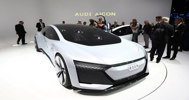 """Xem trước """"xe tương lai"""" của Mercedes-Benz, Audi và BMW - Hình 7"""