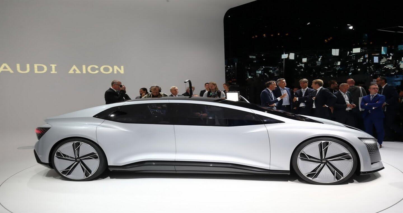 """Xem trước """"xe tương lai"""" của Mercedes-Benz, Audi và BMW - Hình 8"""