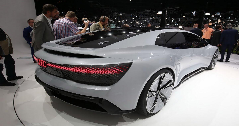 """Xem trước """"xe tương lai"""" của Mercedes-Benz, Audi và BMW - Hình 9"""