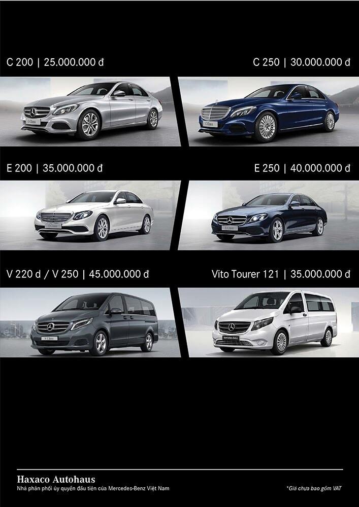 Xuất hiện dịch vụ cho thuê xe sang chính hãng tại Việt Nam - Hình 2