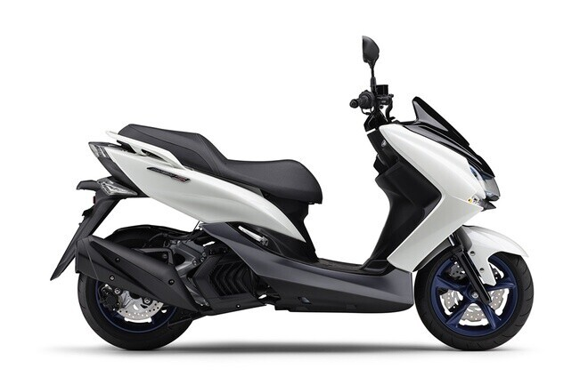 Yamaha Majesty S 155 2020 ra mat, quyet dau Honda PCX hinh anh 2 Yamaha_Majesty_S_155_Japan_12.jpg