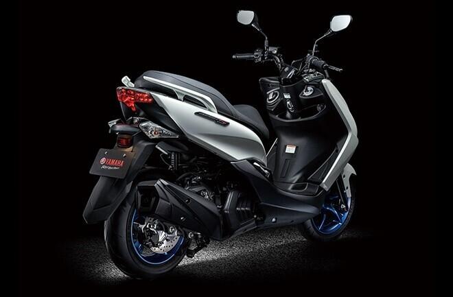Yamaha Majesty S 155 2020 ra mat, quyet dau Honda PCX hinh anh 3 Yamaha_Majesty_S_155_Japan_9.jpg