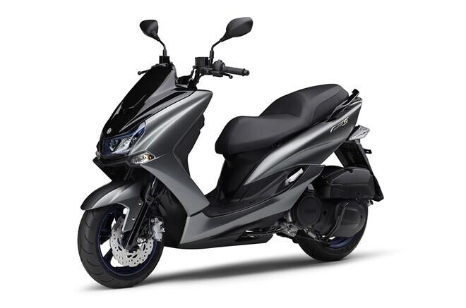 Yamaha Majesty S 155 2020 ra mat, quyet dau Honda PCX hinh anh 4 Yamaha_Majesty_S_155_Japan_19.jpg