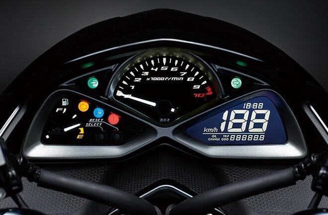 Yamaha Majesty S 155 2020 ra mat, quyet dau Honda PCX hinh anh 6 Yamaha_Majesty_S_155_Japan_3.jpg