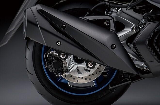 Yamaha Majesty S 155 2020 ra mat, quyet dau Honda PCX hinh anh 11 Yamaha_Majesty_S_155_Japan_8.jpg