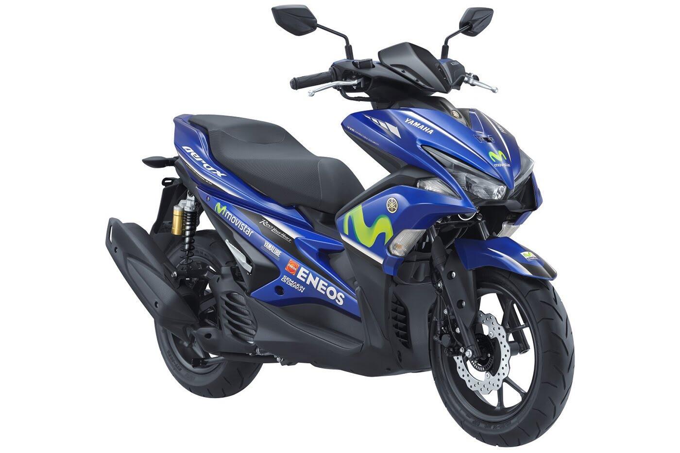Yamaha R15 V3.0 và NVX 155 có thêm bản Movistar - Hình 2