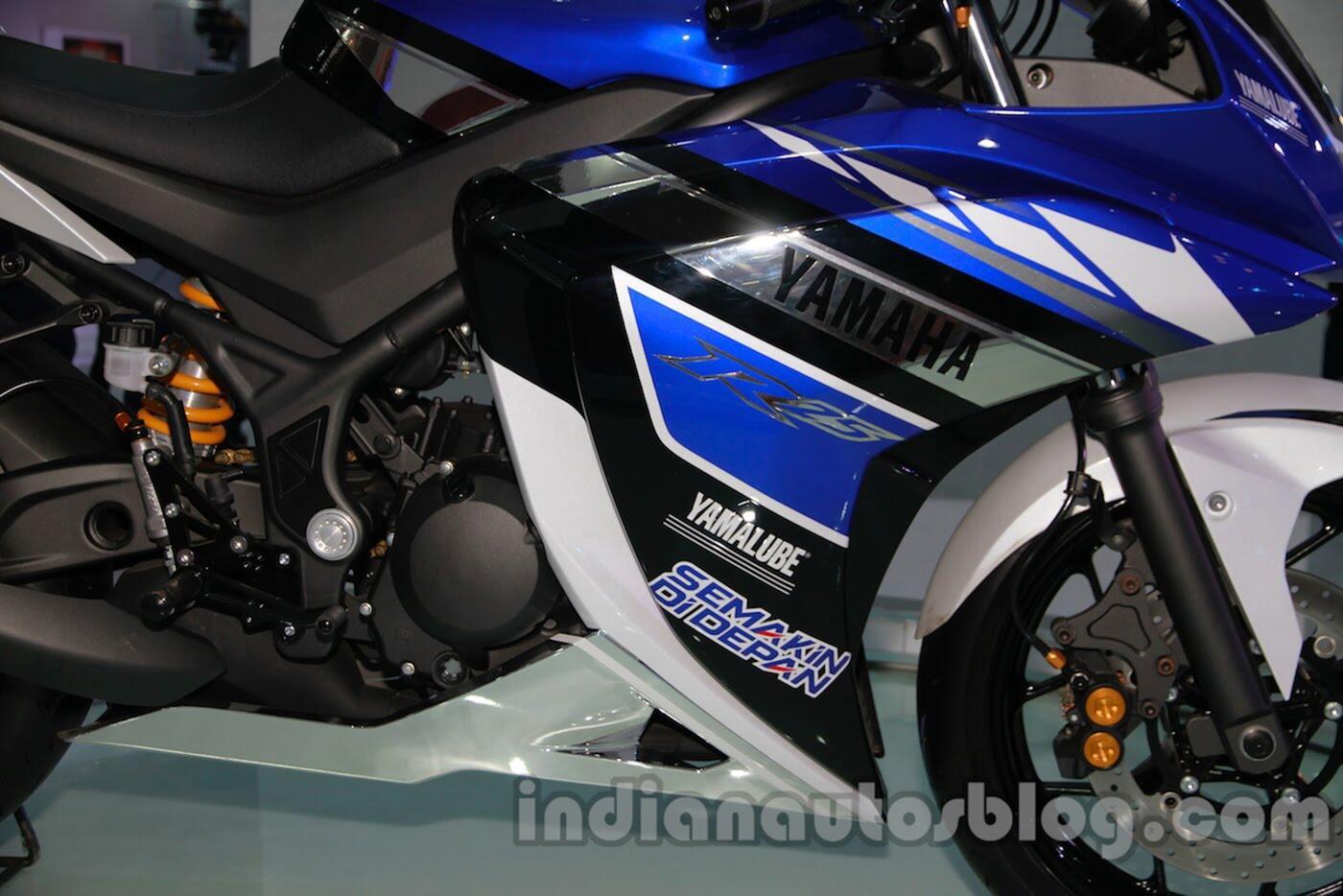 Yamaha R25 2018 rục rịch ra mắt - Hình 6