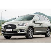 Đánh giá chi tiết Infiniti QX60: SUV hạng sang 7 chỗ đến từ Nhật Bản