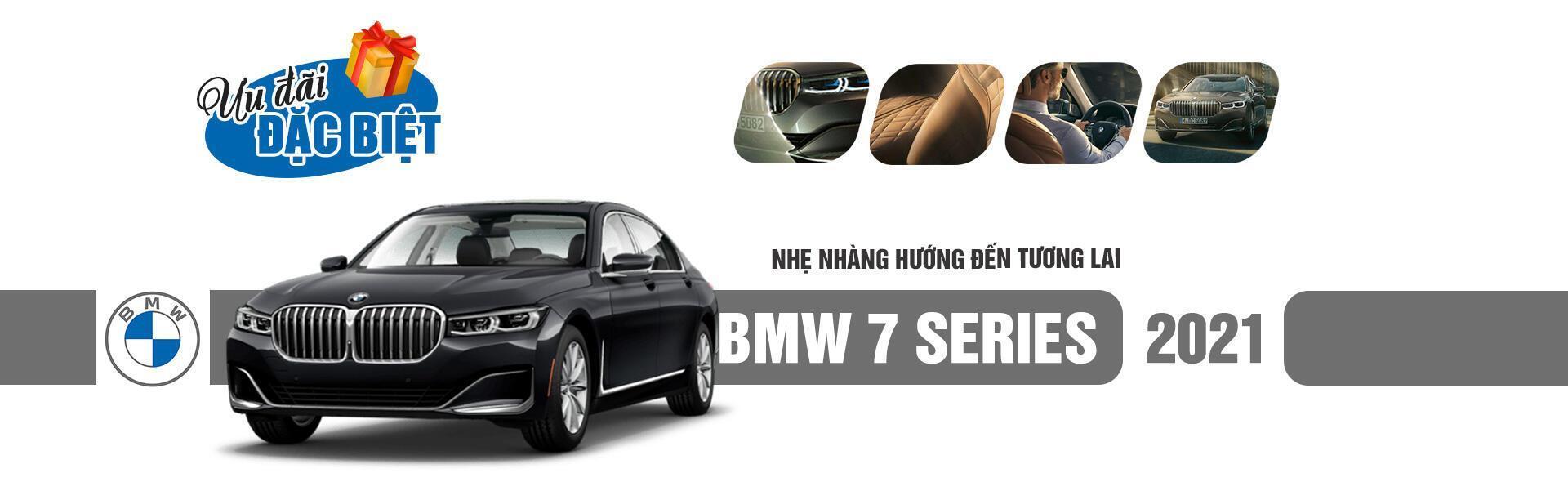 Xem chi tiết BMW Series 7 2021